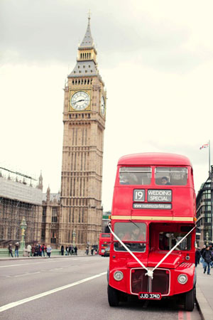 London Private Red Bus Tour