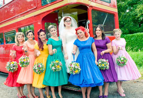 See the Rock & Roll Bride Blog