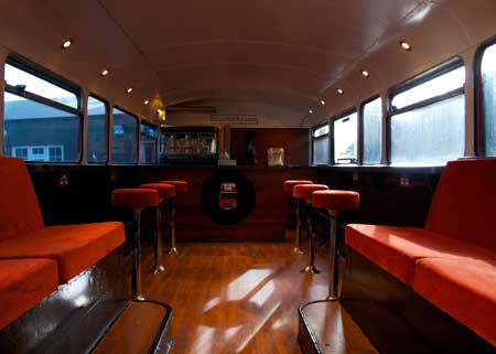 buspitality lower deck