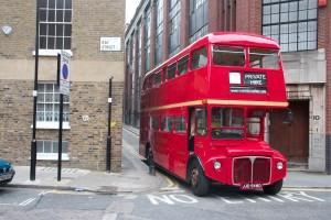 London Double Decker Bus Hire