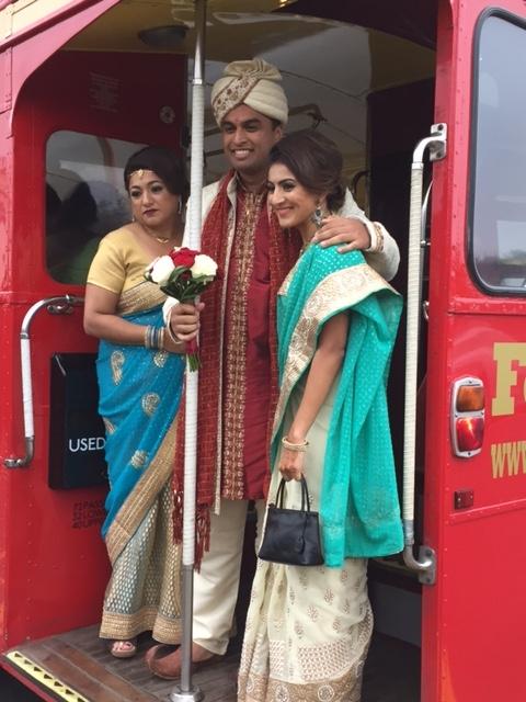 Wedding at The Oshwal Centre, 5.11.15
