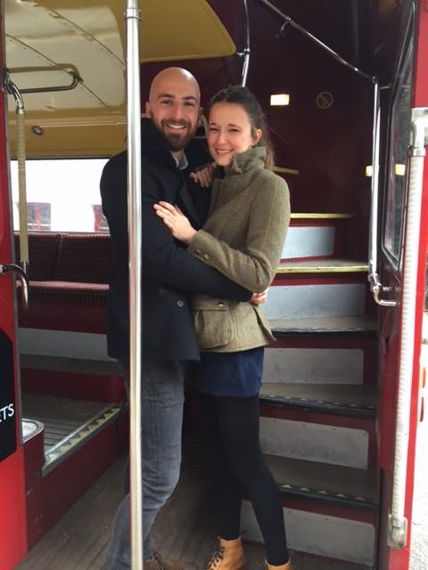 Tommy & Jenna - Wedding Proposal