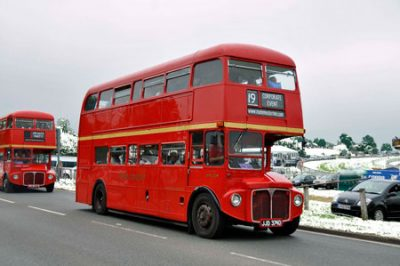 Birthday Bus Hire Routemaster-Hire