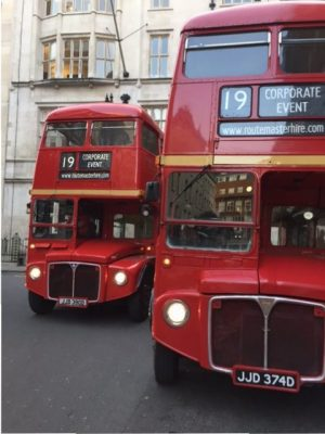 Corporate Event Bus Hire Routemaster-Hire