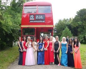 Prom Bus Hire Routemaster-Hire