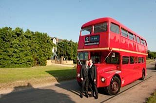 Red Bus Wedding Hire Rotemaster-Hire