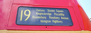 London Tour Vintage Bus Hire Routemasterhire