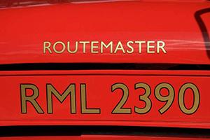 Vintage Red Bus Hire Routemasterhire