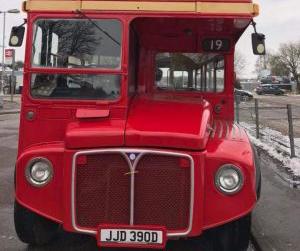 London Tour Bus Hire Routemaster