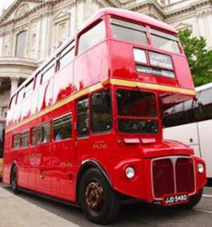 Vintage Bus Hire Routemasterhire London Tour Bus