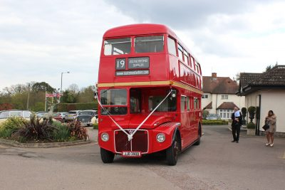 Red Bus Wedding Hire Routemaster-Hire