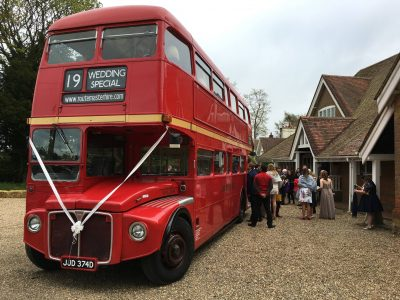 Richards Wedding Bus Hire Routemaster-Hire