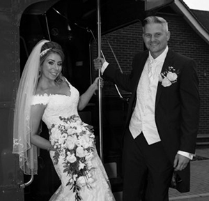 Lisa Wedding Bus Hire Routemasterhire